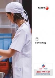 Fagor Dishwashers